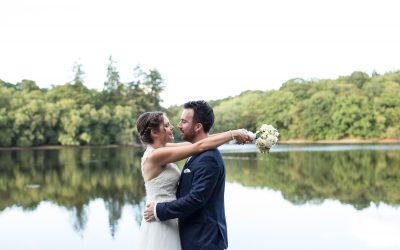 A&R, un mariage, des rires et des touches de jaune