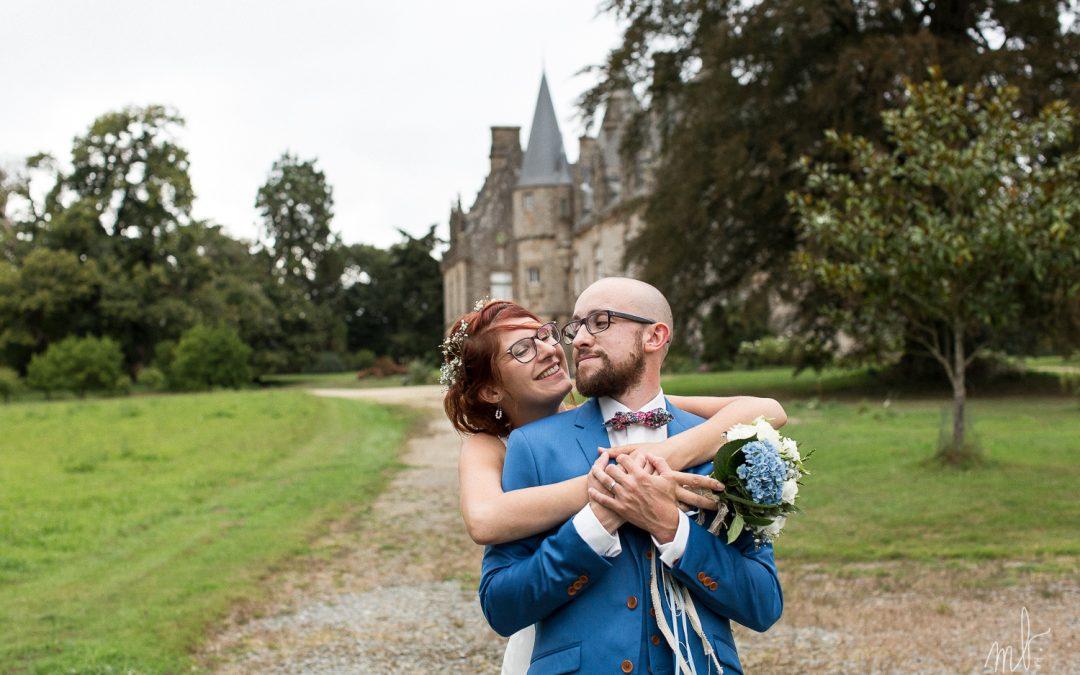 K&Q, mariage au Château de Bonnefontaine