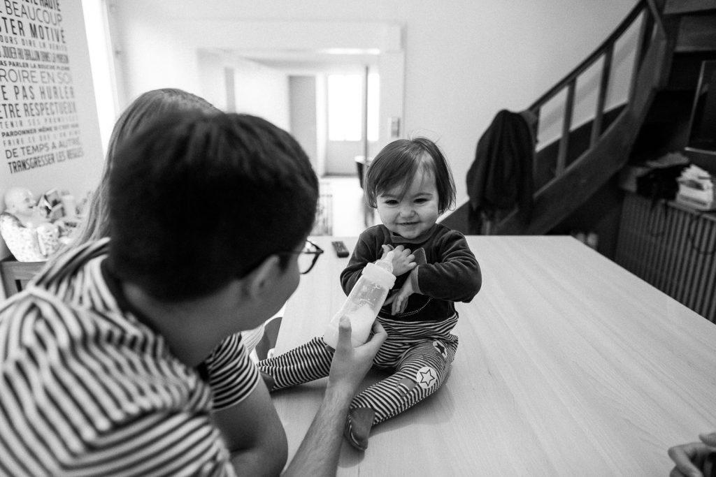 Séances photo famille avec Mathilde Bruand, photographe à Vitré